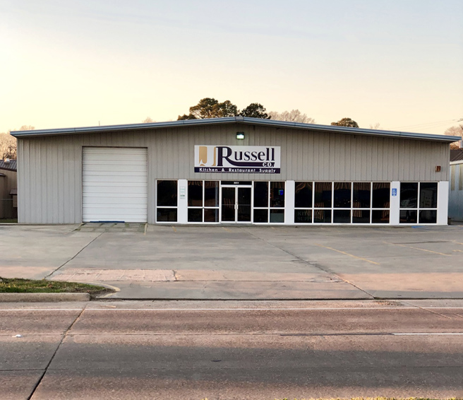 Learn More About J. Russell Kitchen & Restaurant Supply Co.